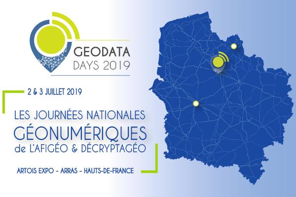 GEOFIT, partenaire des GEODATADAYS 2019