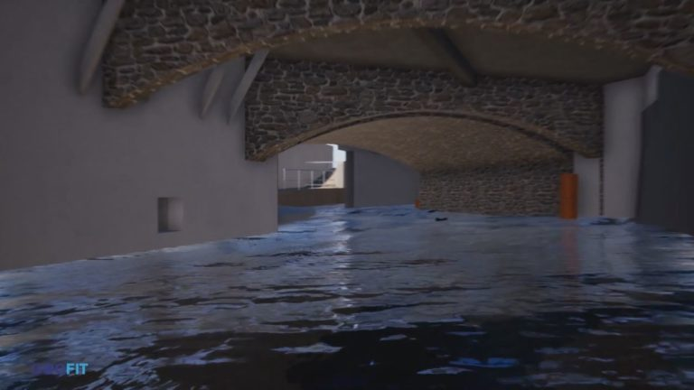 Galeries souterraines de Morlaix
